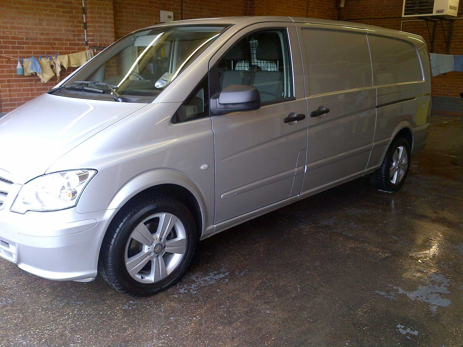 mercedes vito 116 cdi extra long euro 5 sports cars manchester performance cars manchester. Black Bedroom Furniture Sets. Home Design Ideas